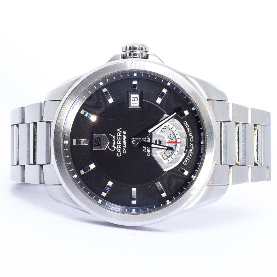 c3229f41847 TAG Heuer Grand Carrera - Todos os preços de relógios TAG Heuer Grand  Carrera na Chrono24