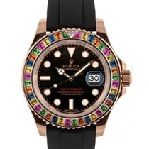 Rolex 116695 SATS Rose gold 2019 Yacht-Master 40 40mm new
