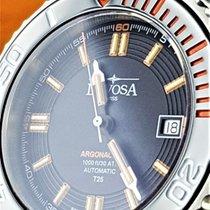 Davosa Argonautic Ceramic Zeljezo 42mm Plav-modar Bez brojeva