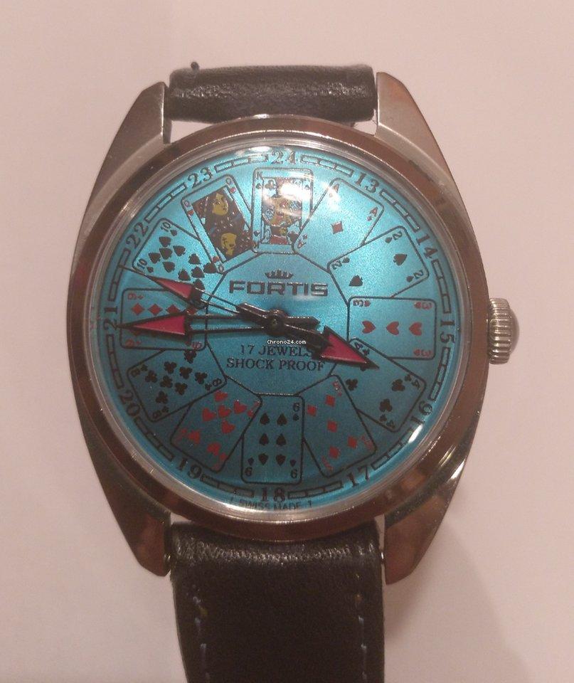 Použité hodinky Fortis  596961bc30