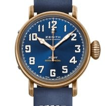 Zenith Pilot Type 20 Extra Special Bronce 40mm Azul