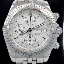 Breitling Chronomat Evolution Stahl 44mm