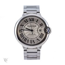 Cartier Ballon Bleu 42mm new 2017 Automatic Watch with original box and original papers W69012Z4