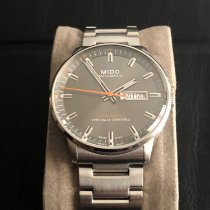Mido Steel 40mm Automatic M021.431.11.061.01 pre-owned United States of America, Texas, Arlington