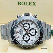 Rolex Daytona nuevo 2019 Automático Cronógrafo Reloj con estuche y documentos originales 116500LN
