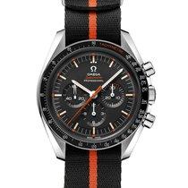 Omega 311.12.42.30.01.001 Stahl 2019 Speedmaster Professional Moonwatch 42mm neu