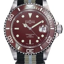 Davosa Steel 40mm Automatic 161.558.85 new