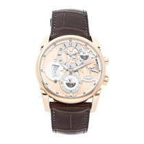Parmigiani Fleurier Rose gold 42mm Automatic PFC231-1000100 pre-owned