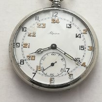 Alpina Watch pre-owned 1925 53mm Manual winding Watch only
