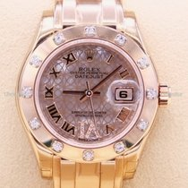 Rolex Lady-Datejust Pearlmaster 80315 2018 new