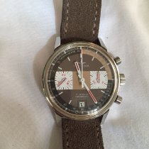 Dugena Steel 37mm Manual winding 93402 pre-owned United States of America, Arizona