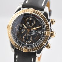 Breitling Chronomat Evolution Gold/Steel 44mm Blue Roman numerals United States of America, Ohio, Mason