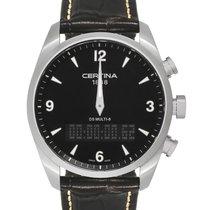 Certina Steel 42mm Quartz C020.419.16.057.00 new