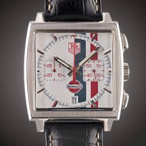 TAG Heuer Monaco CW2118 2008 pre-owned