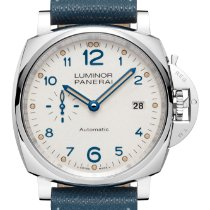 Panerai Luminor Due Steel 42mm White Arabic numerals United States of America, Georgia, Alpharetta