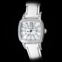 "JeanRichard ""MILADY""Flawless Diamonds Case & Lugs"