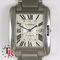 Cartier Tank ANGLAISE  XL Like New, box+papers