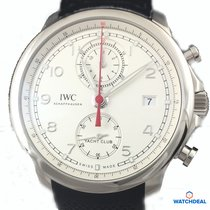 IWC Portugieser Yacht Club Chrono deutsche Papiere inkl MWST