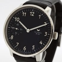 Ventura Chronometer 43mm Manual winding 2007 pre-owned Black