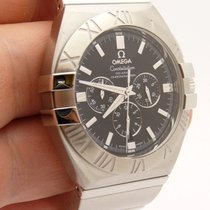 Omega Constellation Double Eagle Co-Axial 1514.51.00 Steel...
