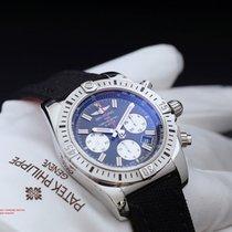 百年靈 (Breitling) Chronomat Airborne AB01154G/BD13 Black Dial 44mm