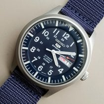 Seiko Military 5 Sports Day-date