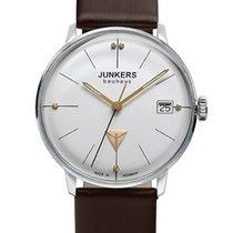 Junkers new Quartz Luminescent Hands 35mm Steel Mineral Glass
