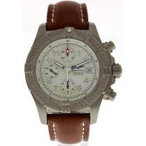 Breitling Avenger E13360 Titanium Chronograph