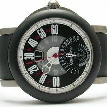 Gérald Genta Arena Sport Bi-retro Bsp-y-80 Titanium Watch...