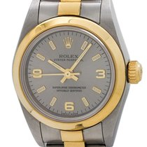 "Rolex Lady Rolex Oyster Perpetual""Explorer"" ref 76183 Stainles..."