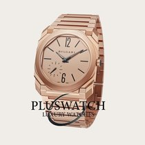 Bulgari Octo Finissimo Microtor  Ultrapiatto 40mm Pink Gold 18K T