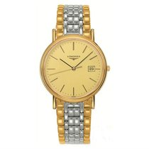 Longines Présence Gold/Steel 39mm Gold United States of America, Florida, SUNRISE