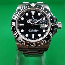 Rolex GMT-Master II 116710LN black ceramic bezel FULL SET