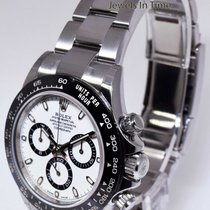 Rolex NEW Daytona Chronograph Steel & Ceramic Watch Box/Papers...