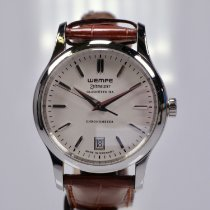 Wempe Chronometer 38mm Automatic 2013 pre-owned Silver