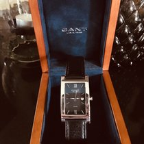 Gant Steel 40mm Quartz pre-owned