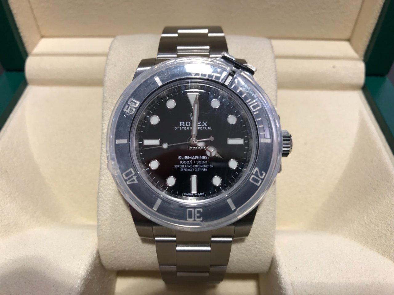 a93974a45 Prezzo degli orologi Rolex Submariner su Chrono24