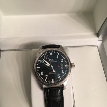 IWC IW326501 Steel 2015 Pilot Mark 41mm pre-owned United States of America, Indiana, Carmel