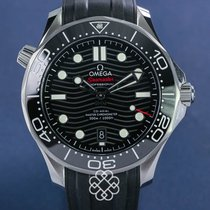 Omega 210.32.42.20.01.001. Staal 2019 Seamaster Diver 300 M nieuw