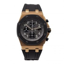 Audemars Piguet Royal Oak Offshore Chronograph Roségold 42mm Grau Deutschland, Köln