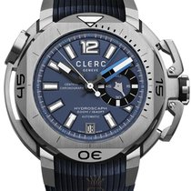 Clerc Hydroscaph L.E. Central Chronograph CHYE-144 new