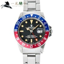 Rolex 1675 Steel 1973 GMT-Master 40mm pre-owned