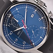 IWC Portuguese Yacht Club Chronograph IW390213 pre-owned