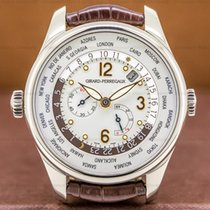 Girard Perregaux Or blanc 41mm Remontage automatique 49850-53-151-BA6A occasion