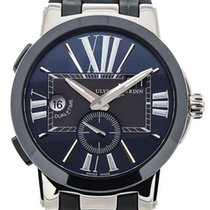 Ulysse Nardin Executive Dual Time 243-00/43 new