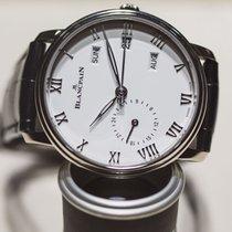 Blancpain Villeret Quantième Annuel GMT