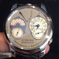 F.P.Journe Chronometre a Resonance Platinum