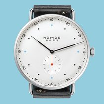 NOMOS Steel 38.5mm Manual winding 1109 new