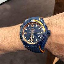Omega Seamaster PLANET OCEAN 45,5mm 600M CoAxial Master BIG BLUE