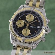 Breitling Chronomat Chronograph Gold /stahl Automatik D13047